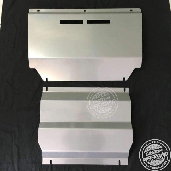 Challenger PB PC Bash plate 2