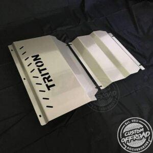 Mitsubishi Triton-Ml-MN front and diff/sump plates