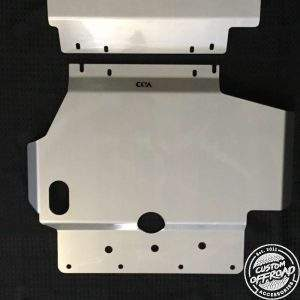 Nissan Navara NP300 - Sump/Diff Plates
