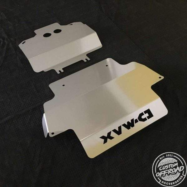 Isuzu D-Max – 2012 – 2017 Front and Diff/Sump Bash Plates