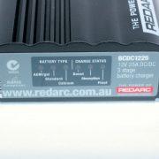 REDARC-charger-BCDC1225LV, close up