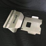 Toyota-Hilux-N70 bash plates