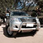 Toyota-Hilux-N70 beach driving