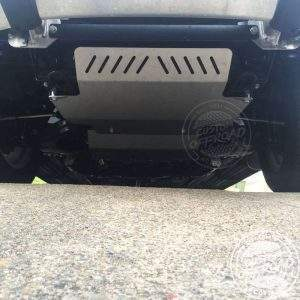 Holden Colorado 7 RG with Front & Diff/Sump Plates installed by Custom Offroad Accessories