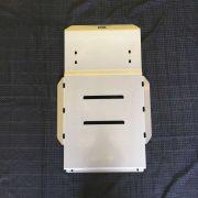 Pajero Sport QE Bash Plate Transmission 2