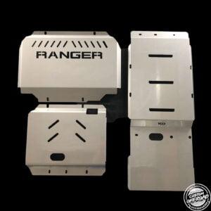 Bash Plates for Ranger - PX - MK1, MK2 & MK3 Front, Sump & Transmission 3