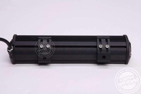 Rear view of 17 inch Dual Row led light bar
