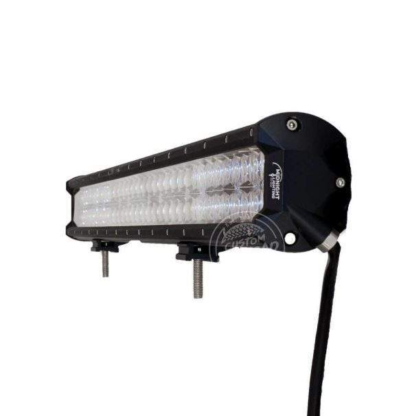 "30"" Dual Row 4d Optics LED Light Bar - 198 Watt 1"
