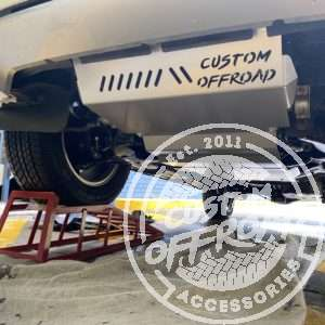 Pajero Sport QE QF Bash Plates Underbody Protection