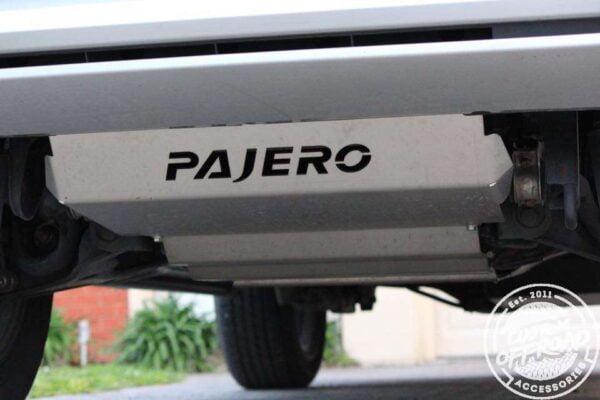 Mitsubishi Pajero Sport QE -Radiator, Diff/Sump and Transmission Bash Plates