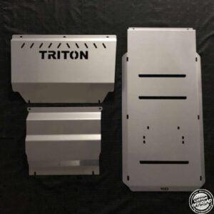Mitsubishi Triton ML - MN - Front, Diff/Sump and Transmission 2