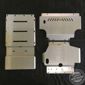 Nissan Pathfinder R51 – 3 Piece Bash Plate Set 2005 – 2011 Thai & Spanish