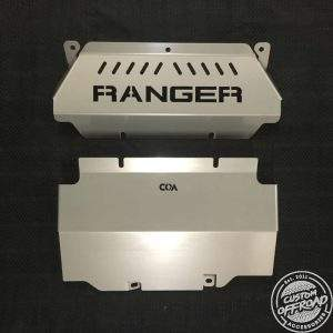 Ford Ranger – PJ & PK – Front & Sump Bash Plate