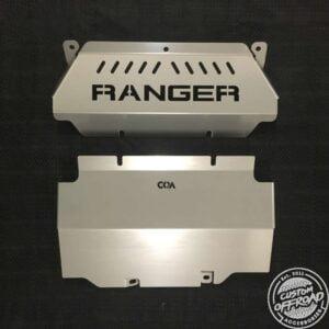 Ford Ranger – PJ & PK – Front & Sump Bash Plate