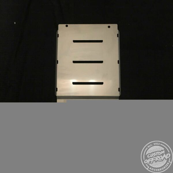 Holden Rodeo RA Front and Diff/Sump 3 Piece Bash Plate Set 4