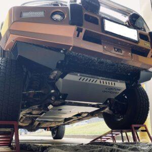 np300 custom bash plates