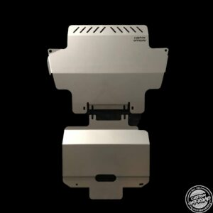 LDV - T60 - Front Plate and Diff/Sump Bash Plates 2