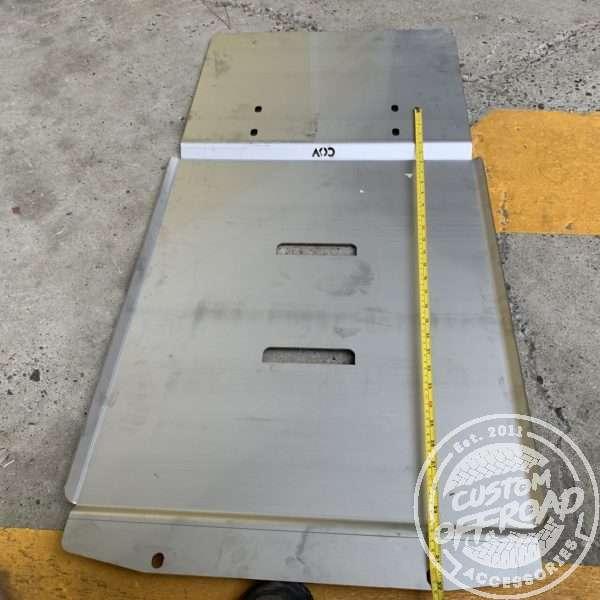 Pajero Transmission Bash Plate underbody protection