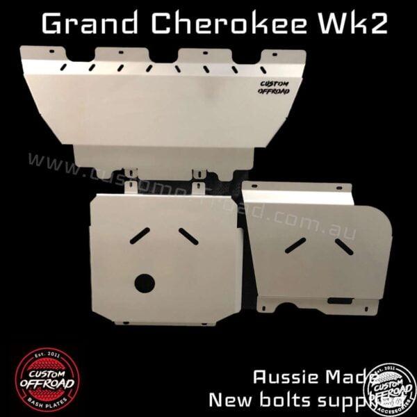 Jeep Grand Cherokee Wk2 Bash Plates