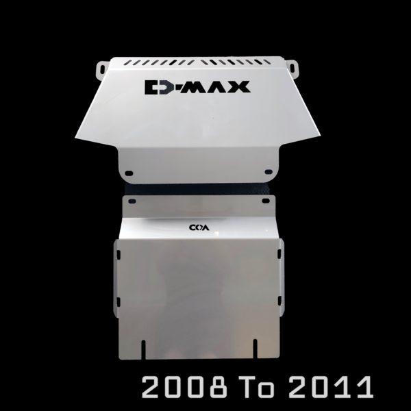 D-max bash plates 2008 2011