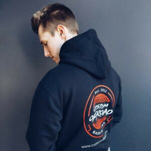 hoodie cropped